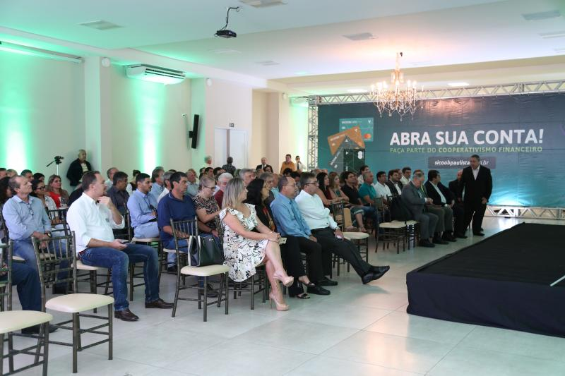 Isadora Crivelli - Empresários, representantes do poder público e da sociedade civil participaram do encontro