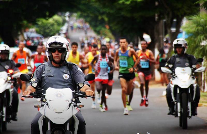Cedida - Objetivo é fomentar o turismo nas pequenas cidades da região por meios das corridas pedestres