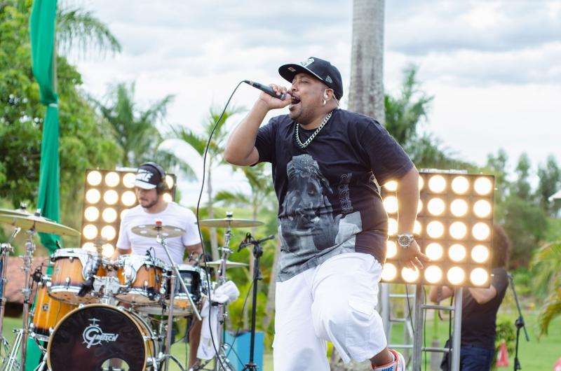 Divulgação/Ralfe Primiani -  Na ativa desde 2010, grupo prudentino Pai Galo é conhecido por sua versatilidade musical