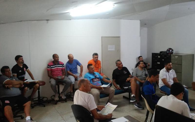 Cedida/Marcos Chicalé - Detalhes do evento foram definidos sexta-feira, durante congresso técnico