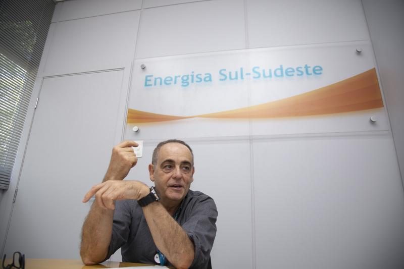 "Isadora Crivelli - Gabriel, diretor-presidente da Energisa Sul-Sudeste: ""Se a Gisa puder resolver, ela resolve"