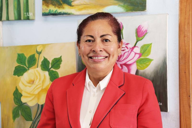 Weverson Nascimento - Mari é mexicana e estará presente no encontro nos dois dias