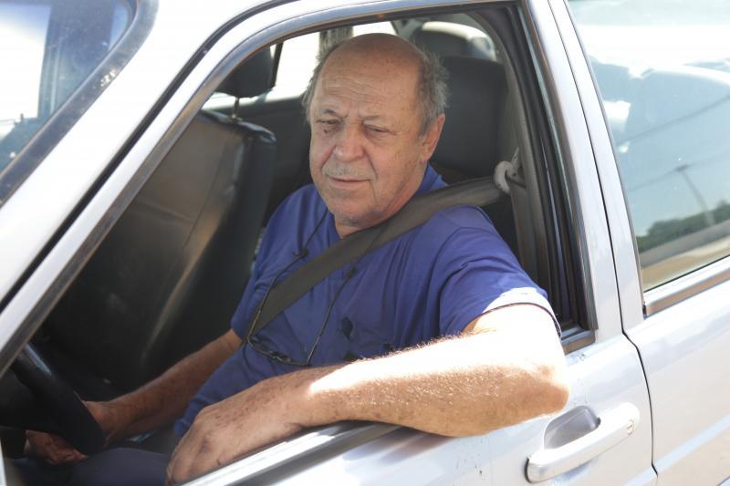 Isadora Crivelli - Jair da Silva acha importante que haja a cidade na placa dos veículos