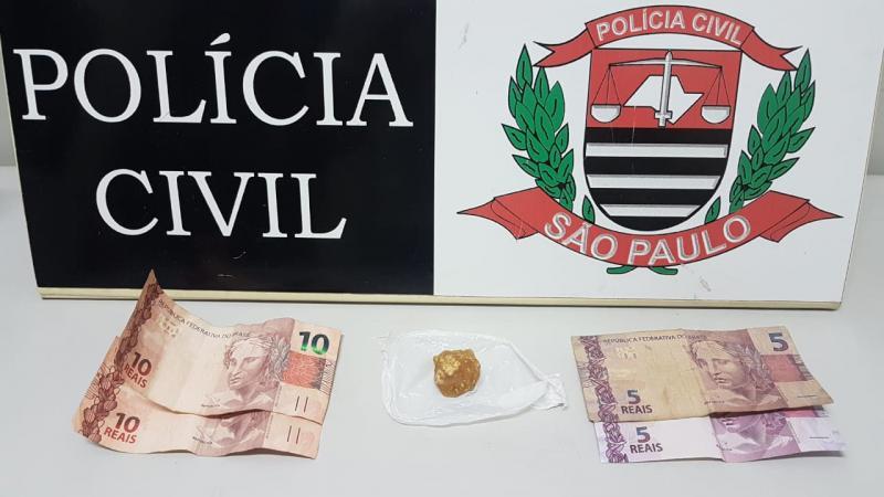 Polícia Civil  Apreensões ocorreram dentro da residência do investigado