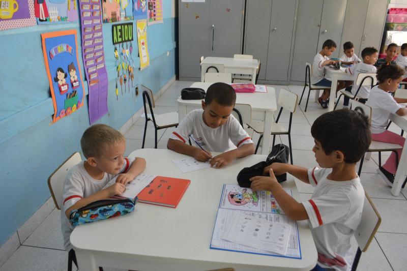 Arquivo - Rede municipal de ensino também precisou readequar o calendário escolar