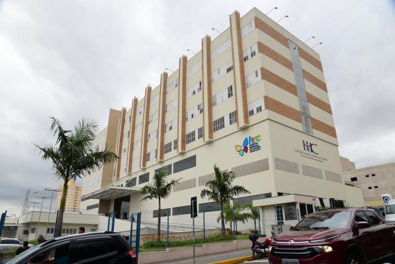 Arquivo - Hospital do Câncer espera que o Estado aceite e sele a proposta para cessão de 90 leitos