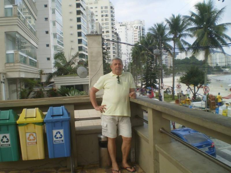 Reprodução/Facebook - Aparecido Cabrioti estava de férias quando ficou doente