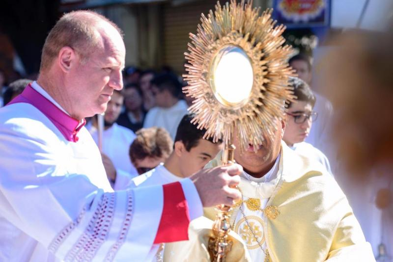 Cedida - Padre José Altino Brambilla explica como devem ser as celebraçõesneste momento de isolamento social