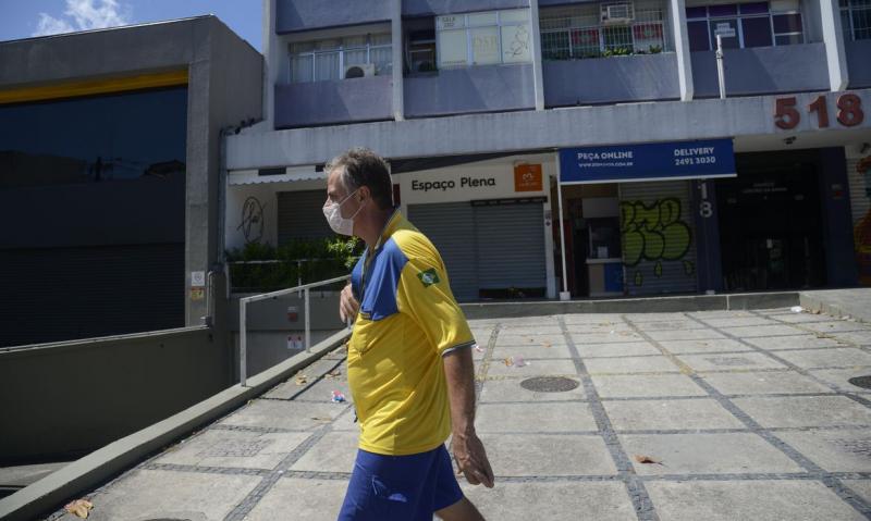 Fernando Frazão/ABr - Correios seguem medidas de atendimento específicas de segurança dos empregados e clientes
