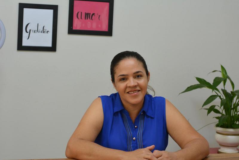 Cedida - Sirlei Oliveira defende a tese da verdade vivenciada: a de que ninguém faz nada sozinho