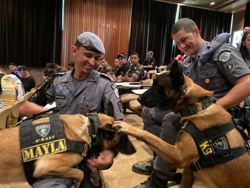 Polícia Militar -  Equipe de Prudente garantiu primeiras colocações na competição