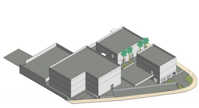 Cedida - Projeto da arquiteta Carol Viáfora trabalha estruturas em vários níveis