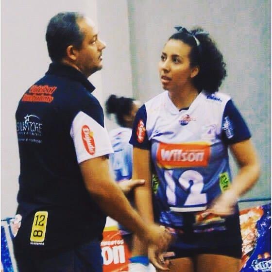 Cedida:Marcelo Lorençoni treinou tanto o feminino quanto masculino nestes 20 anos de carreira