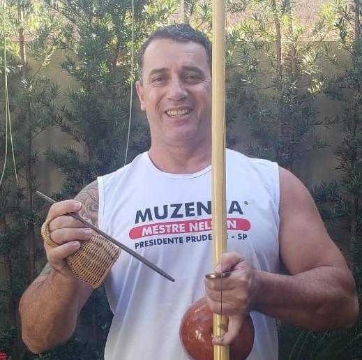 Cedida:Mestre Nelson Carneiro espera você para uma live paranauê