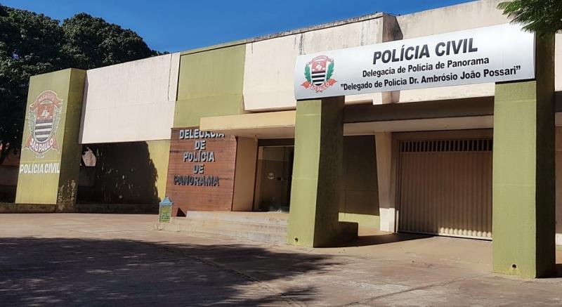 Polícia Civil - Na delegacia, homem reservou do direito de só se manifestar em juízo