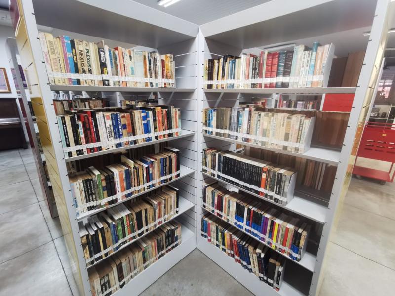Cedida:Obras de escritores de Prudente e região poderão integrar o acervo da biblioteca do Matarazzo