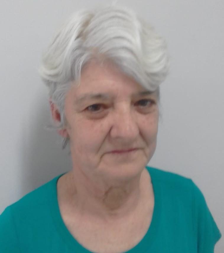 Cedida/José Vicente - Natalina tem 66 anos e é moradora de Indiana