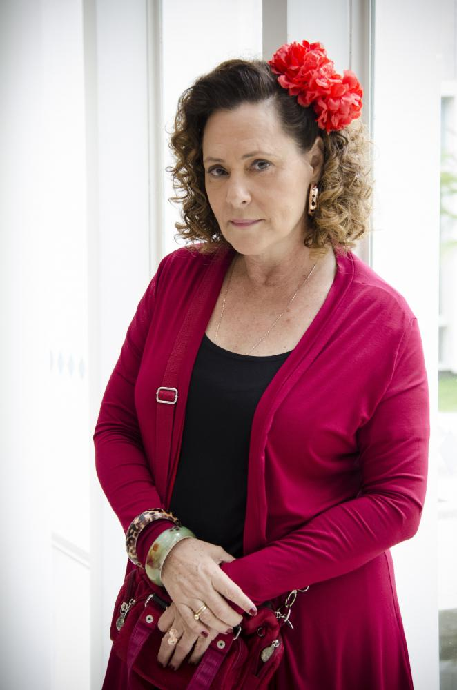 """Raphael Dias / TV Globo - Elizabeth Savala está no elenco de """"A Morte Pode Esperar"""", escrita por Mauro Wilson"""