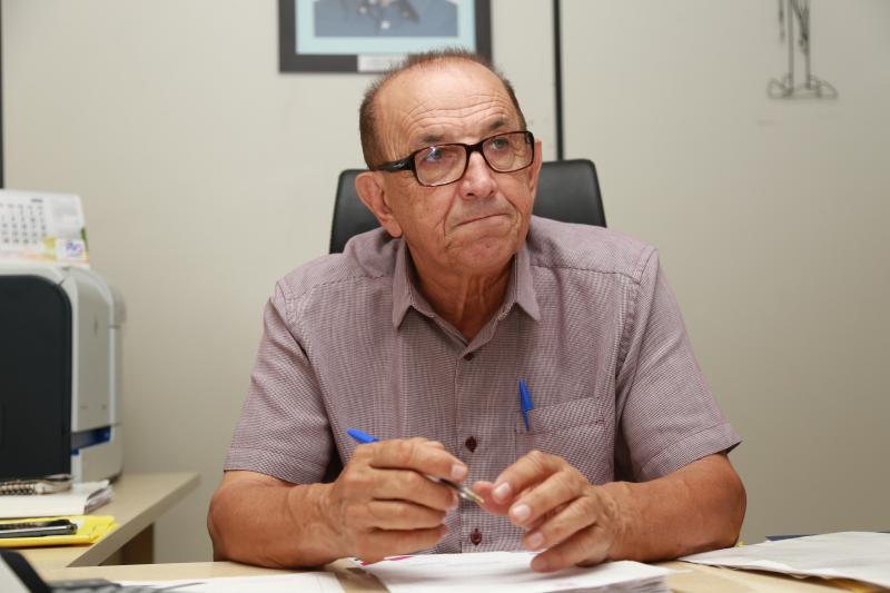 """Arquivo - Luchetti enfatiza: """"Injustamente a conta cairá no colo do prefeito"""""""