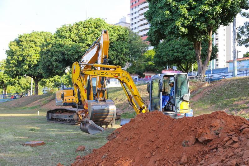 Weverson Nascimento - Procedimento é uma contrapartida da Construtora Pacaembu para com o município