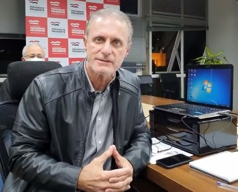 Reprodução/Internet - Bugalho adiantou plano de retomada ontem nas redes sociais