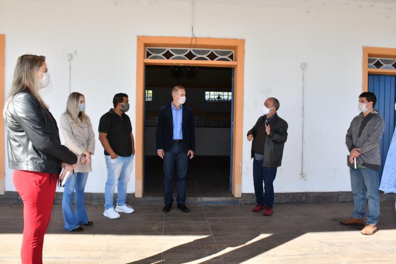 Marcos Sanches/Secom - Reunião do Executivo contou com a presença de representantes do setor de eventos e entidades