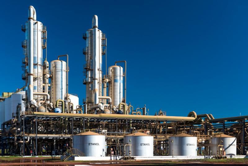 Atvos - Empresa produziu 2,14 bilhões de litros de etanol durante safra