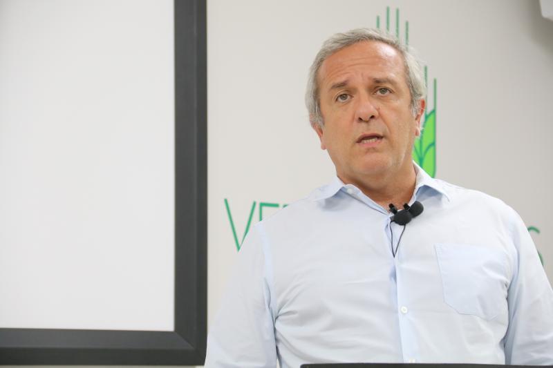 Professor Raul Guimarães, em live para a Sociedade dos Livres Pensadores Presidente Prudente