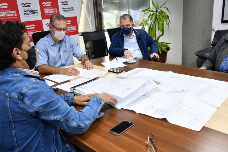 Marcos Sanches/Secom - Bugalho assinou convênio com governo do Estado na manhã de terça