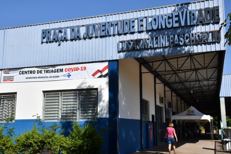 Marcos Sanches/Secom - Serviço está instalado na Praça da Juventude e Longevidade da Cohab