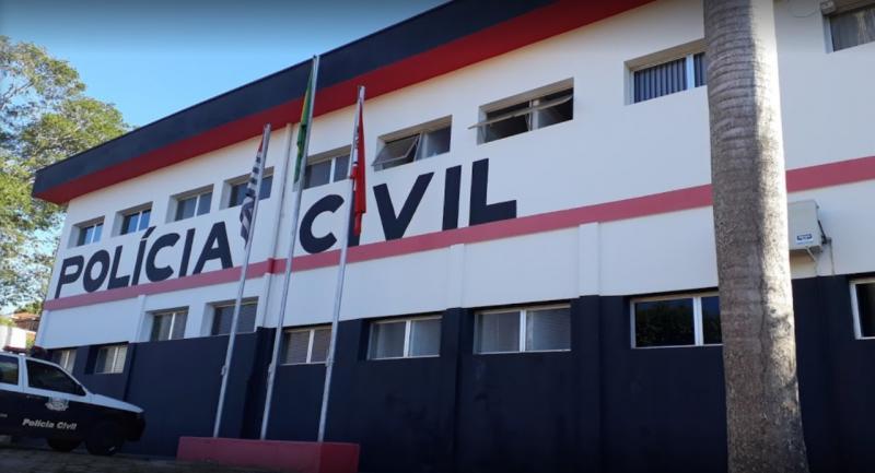 Polícia Civil - Dupla foi apresentada na Delegacia de Pirapozinho