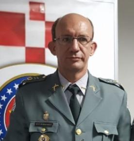 Polícia Militar - Mário Sérgio Nonato ingressou na polícia em 1987