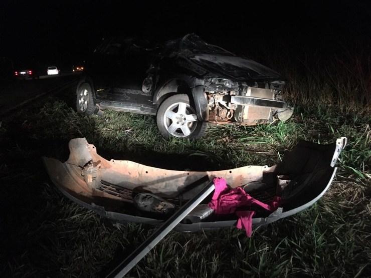 Cedida/Folha Regional  - Circunstâncias do acidente estão sendo investigadas pela polícia