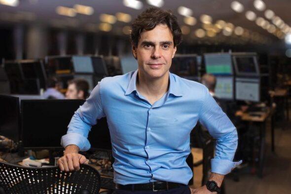 Guilherme Benchimol, CEO e fundador da XP, convidado do Grupo Lidera, nesta quarta-feira