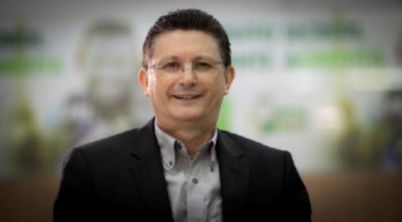 Jorge Guedes, presidente da cooperativa Sicredi Rio Paraná