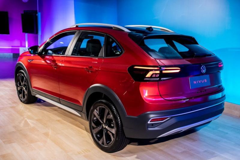 Liane Veículos lança hoje o Volkswagen Nivus: baseado no hatch Polo, mas tem visual de SUV cupê compacto