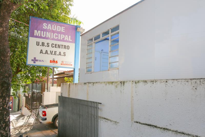 Weverson Nascimento - Espaço será construído na UBS Centro, localizada na Rua Pedro de Oliveira Costa, 156