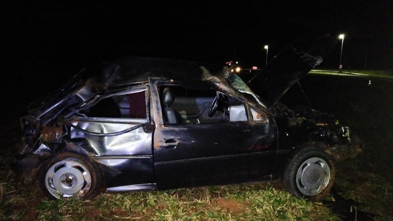 Polícia Militar Rodoviária - Polícia Civil investigar as causas do acidente