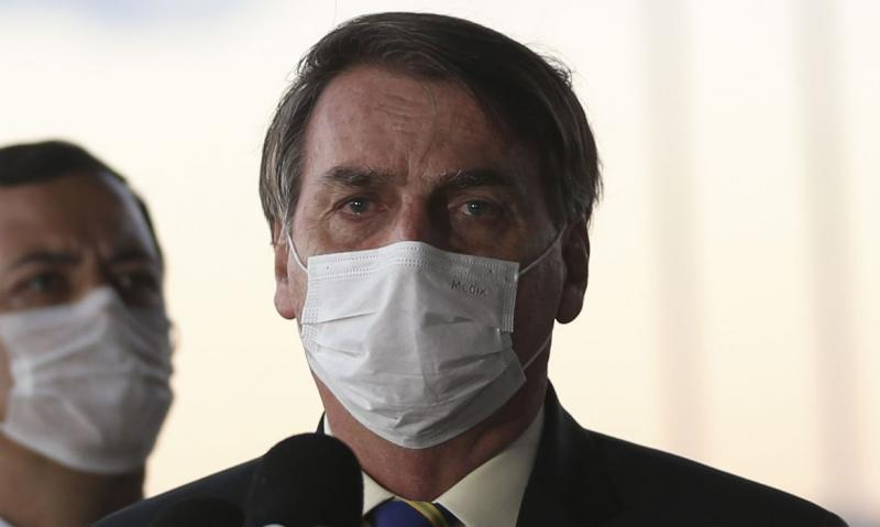 ABr - Presidente Bolsonaro vetou 17 dispositivos do texto