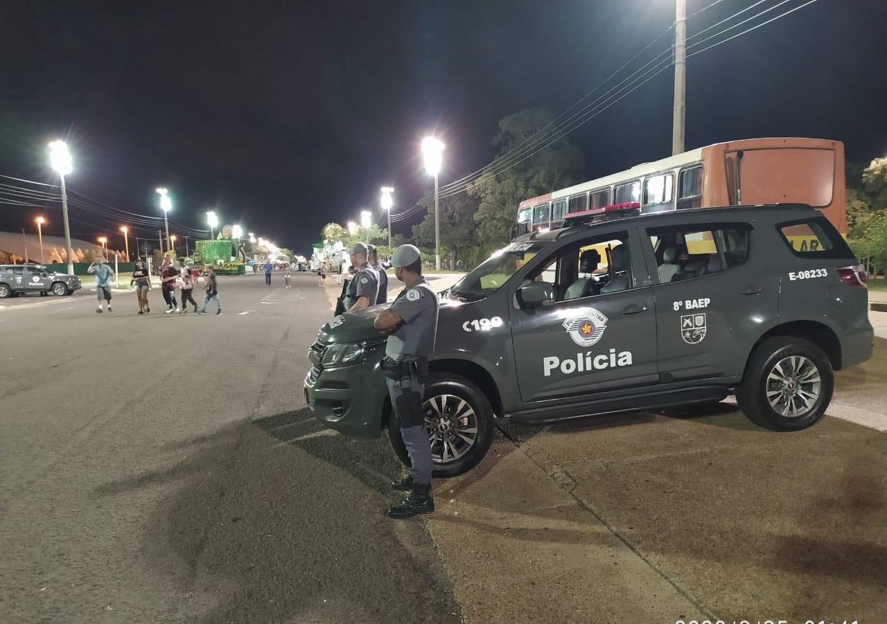 Polícia Militar - Trabalho desenvolvido coloca região entre as melhores do Estado