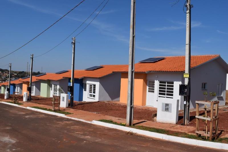 CDHU - Conjunto habitacional Fausto Martins foi viabilizado em parceria com a Prefeitura, que doou o terreno