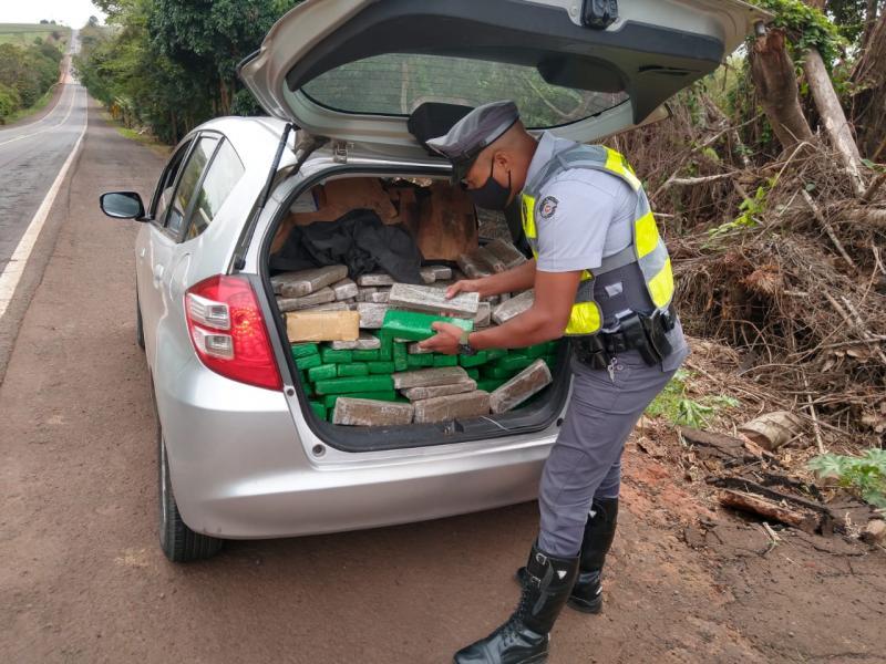 Polícia Militar Rodoviária - Ação fiscalizadora ocorre diariamente na região