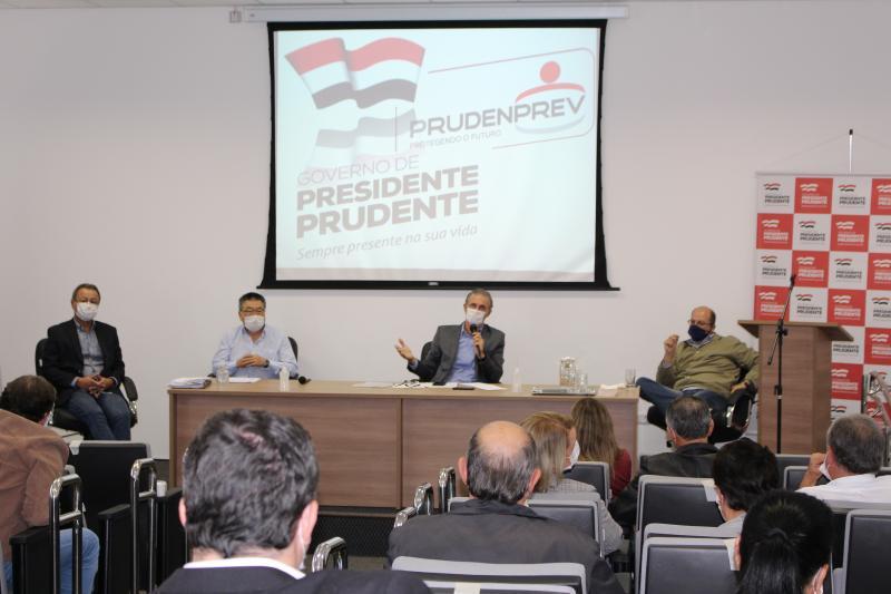 Mariana Padovan - Números foram apresentados durante reunião com prefeitos da região, nesta manhã