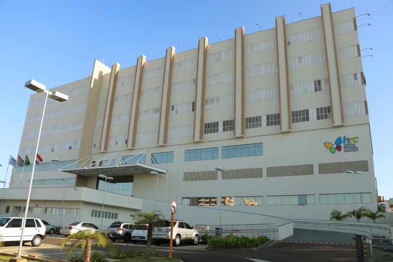 Daniel Teixeira/HRCPP - Hospital do Câncer já está preparado para receber pacientes