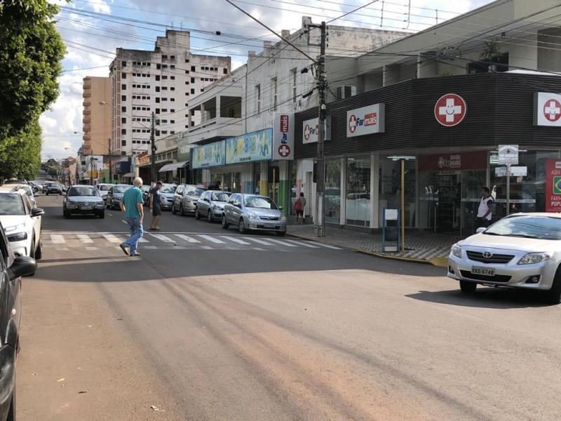 Cedida/Toninho Moré - Em Venceslau, comércio está autorizado a funcionar todos os dias da semana
