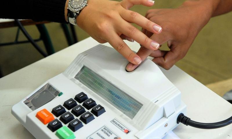 ABr - Justiça Eleitoral iniciou o cadastramento biométrico em 2008