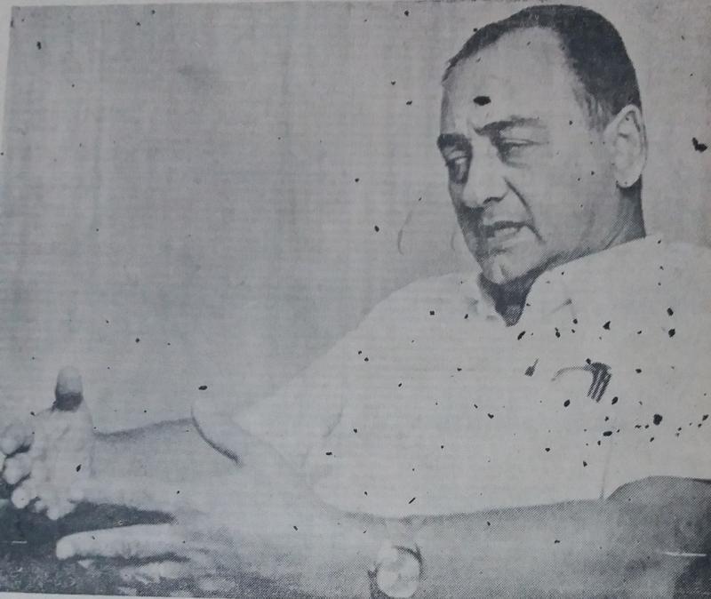 Hygino Corsetti - Ministro das Comunicações