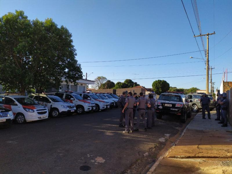 Polícia Civil - Operação conjunta resultou em uma prisão em flagrante