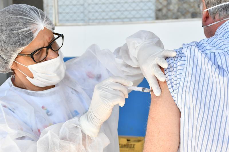 Marcos Sanches/Secom - Campanha de vacinação contra influenza chegou ao fim na sexta-feira