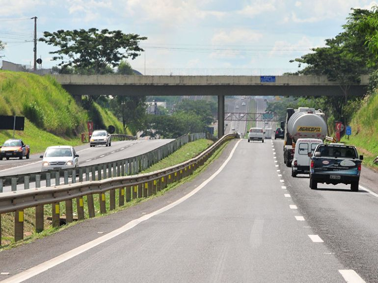 Arquivo - Apesar do aumento do volume de veículos, número de acidentes em rodovias caiu